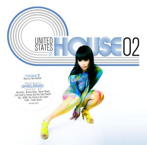 United States Of House Vol.2, Diverse Interpreten