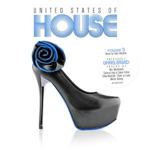 United States Of House Vol.3, Diverse Interpreten