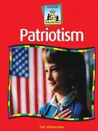 United We Stand: Patriotism, Pam Scheunemann