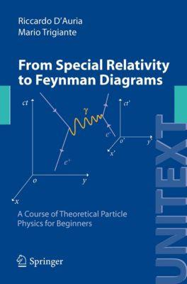 UNITEXT: From Special Relativity to Feynman Diagrams, Mario Trigiante, Riccardo D'Auria