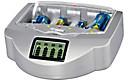 Universal-Ladegerät für Batterien & Akkus