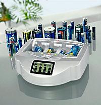Universal-Ladegerät für Batterien & Akkus - Produktdetailbild 2