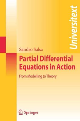 Universitext: Partial Differential Equations in Action, Sandro Salsa