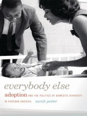 University of Georgia Press: Everybody Else, Sarah Potter