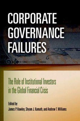 University of Pennsylvania Press: Corporate Governance Failures
