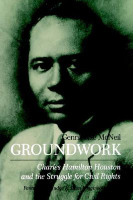 University of Pennsylvania Press: Groundwork, Genna Rae McNeil