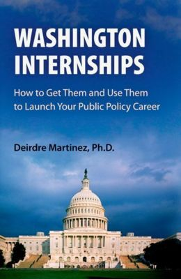 University of Pennsylvania Press: Washington Internships, Deirdre Martinez