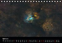 Universum - Eine Reise zu den Sternen (Tischkalender 2019 DIN A5 quer) - Produktdetailbild 4