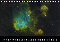 Universum - Eine Reise zu den Sternen (Tischkalender 2019 DIN A5 quer) - Produktdetailbild 1