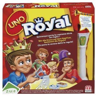 UNO Royal (Kartenspiel)