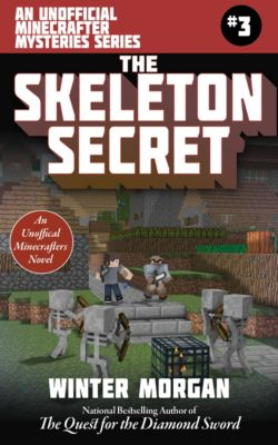 Unofficial Minecraft Mysteries: The Skeleton Secret, Morgan