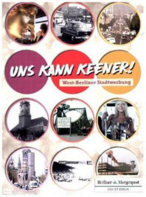 Uns kann keener! - West-Berliner Stadtwerbung, 1 DVD