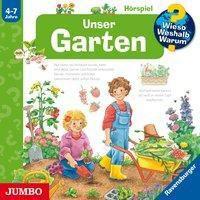 Unser Garten, 1 Audio-CD, Andrea Erne