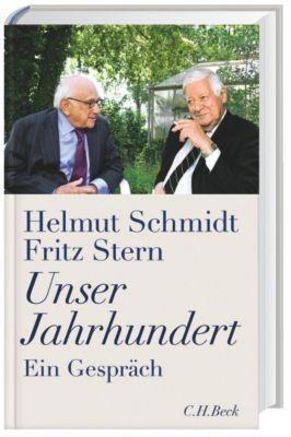 Unser Jahrhundert, Helmut Schmidt, Fritz Stern