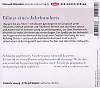 Unser Jahrhundert, 5 Audio-CDs - Produktdetailbild 1