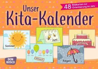 Unser Kita-Kalender, Gesa Rensmann