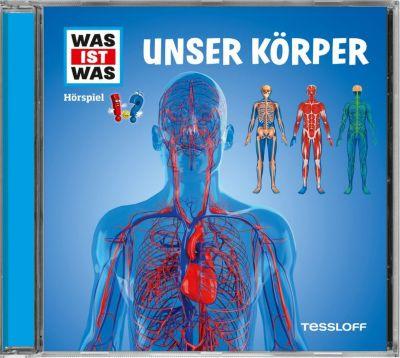 Unser Körper, Audio-CD, Matthias Falk
