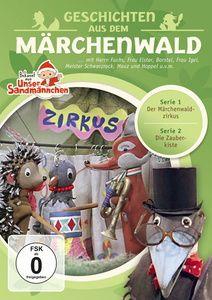 Unser Sandmännchen - Geschichten aus dem Märchenwald: Zirkus, Herr Fuchs Und Frau Elster