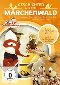 Unser Sandmännchen - Geschichten aus dem Märchenwald: Serie 1 & 2, Herr Fuchs Und Frau Elster