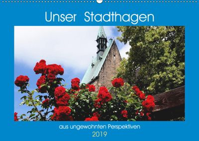 Unser Stadthagen (Wandkalender 2019 DIN A2 quer), Klaus Gosda