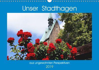Unser Stadthagen (Wandkalender 2019 DIN A3 quer), Klaus Gosda