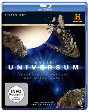 Unser Universum - Season 3 DVD-Box
