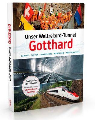Unser Weltrekord-Tunnel Gotthard, Ronald Gohl