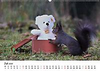 Unsere Eichhörnchen in Bayern (Wandkalender 2019 DIN A2 quer) - Produktdetailbild 7