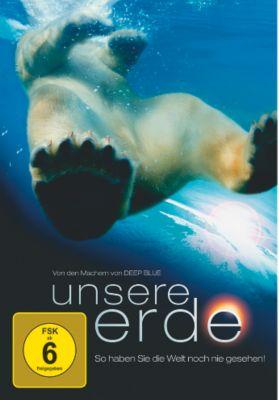 Unsere Erde, DVD DVD jetzt bei online bestellen
