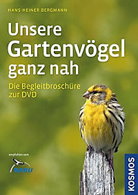 Unsere Gartenvögel ganz nah, 1 DVD - Produktdetailbild 2