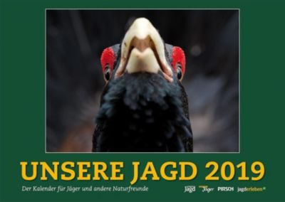 Unsere Jagd 2019