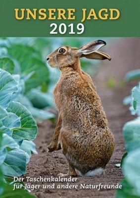 Unsere Jagd, Taschenkalender 2019
