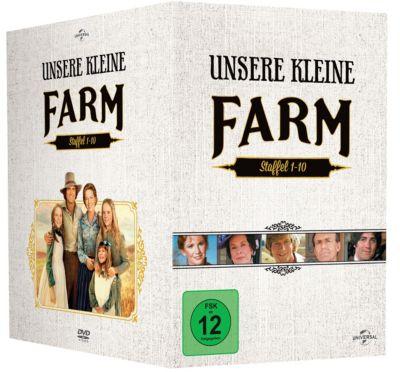 Unsere kleine Farm - Die komplette Serie, Diverse Interpreten