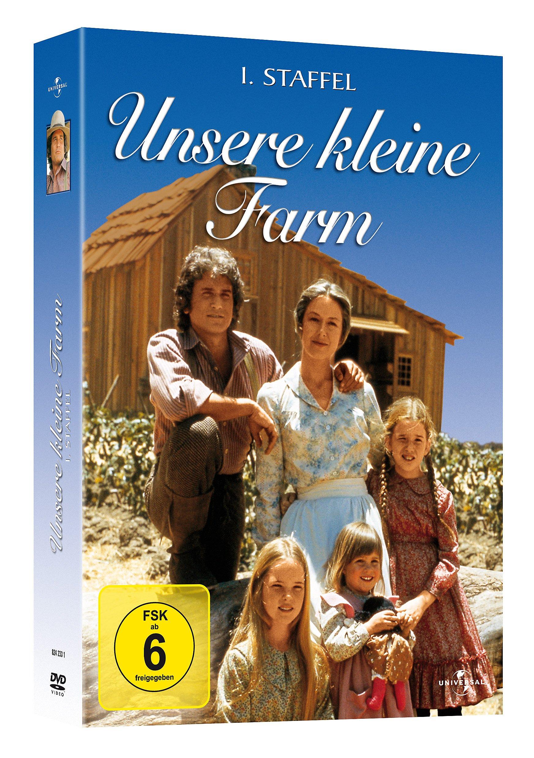 Unsere Kleine Farm Staffel 7 Folge 1