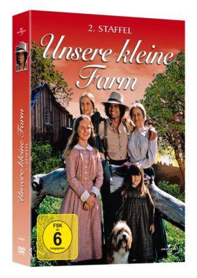 Unsere kleine Farm - Staffel 2, Laura Ingalls Wilder