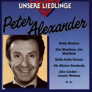 Unsere Lieblinge, Peter Alexander