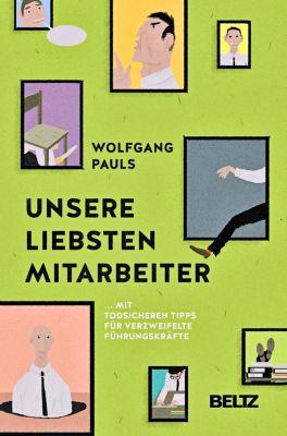 Unsere liebsten Mitarbeiter - Wolfgang Pauls |