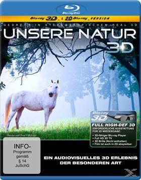 Unsere Natur 3D, N, A
