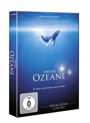 Unsere Ozeane - Special Edition, Christophe Cheysson, Jacques Cluzaud, Laurent Debas, Stéphane Durand, Laurent Gaudé, Jacques Perrin, François Sarano