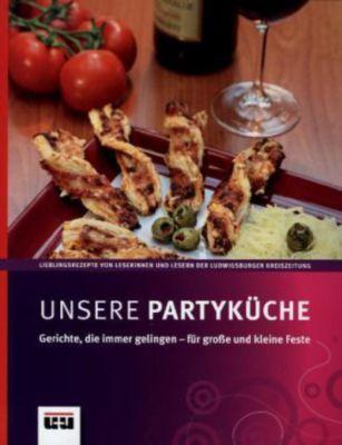 Unsere Partyküche -  pdf epub