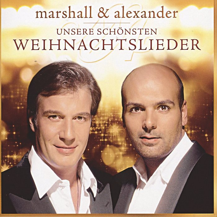 Unsere schönsten Weihnachtslieder von Marshall & Alexander   Weltbild.de