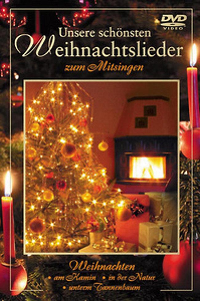Weihnachtslieder Zum Mitsingen.Unsere Schönsten Weihnachtslieder Zum Mitsingen Dvd Weltbild De