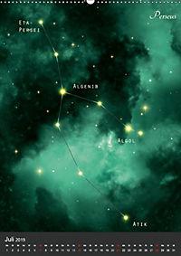 Unsere Sternbilder (Wandkalender 2019 DIN A2 hoch) - Produktdetailbild 7