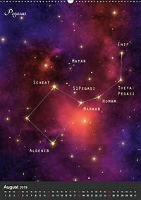 Unsere Sternbilder (Wandkalender 2019 DIN A2 hoch) - Produktdetailbild 8
