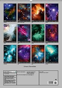 Unsere Sternbilder (Wandkalender 2019 DIN A2 hoch) - Produktdetailbild 13