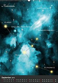 Unsere Sternbilder (Wandkalender 2019 DIN A2 hoch) - Produktdetailbild 9