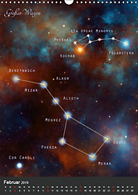 Unsere Sternbilder (Wandkalender 2019 DIN A3 hoch) - Produktdetailbild 2