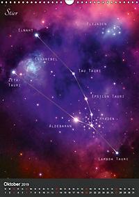 Unsere Sternbilder (Wandkalender 2019 DIN A3 hoch) - Produktdetailbild 10