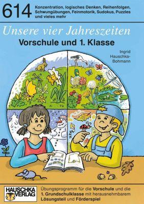 Unsere vier Jahreszeiten - Ingrid Hauschka-Bohmann |
