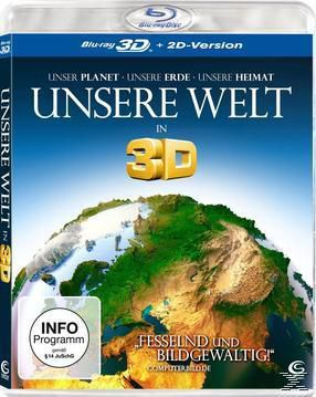 Unsere Welt 3D-Edition, Nicolas Hulot, Mathilde Jounot, Antoine Le Bos, Jean-Albert Lièvre